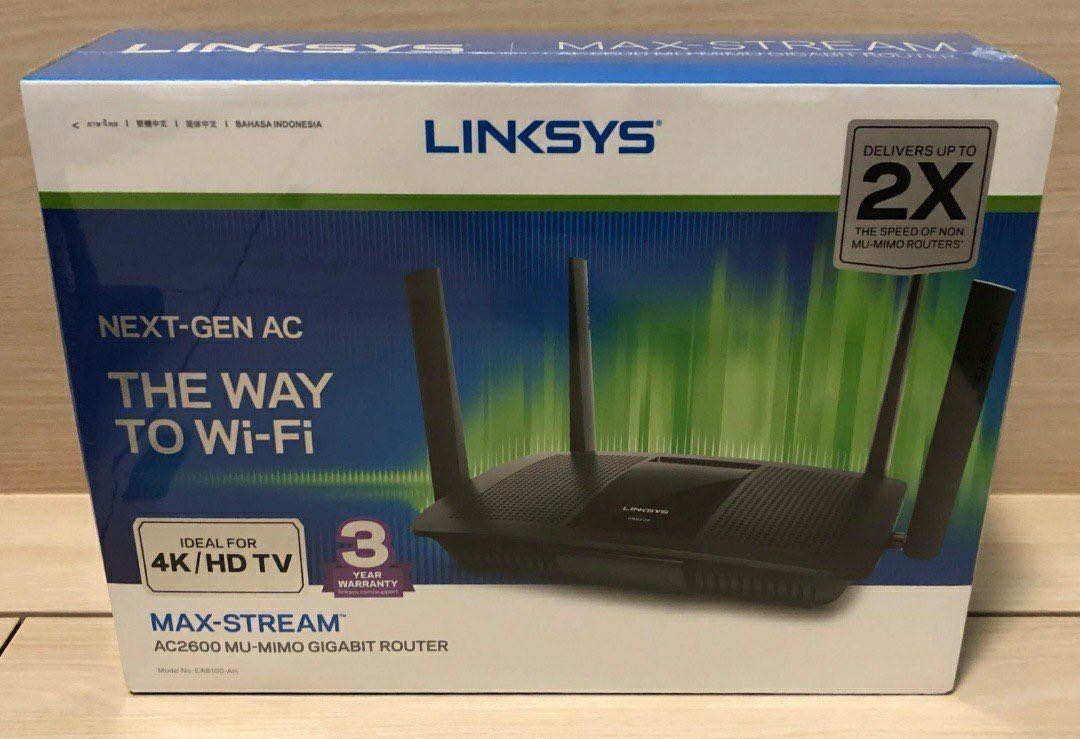 Brand new Linksys EA8100 Router
