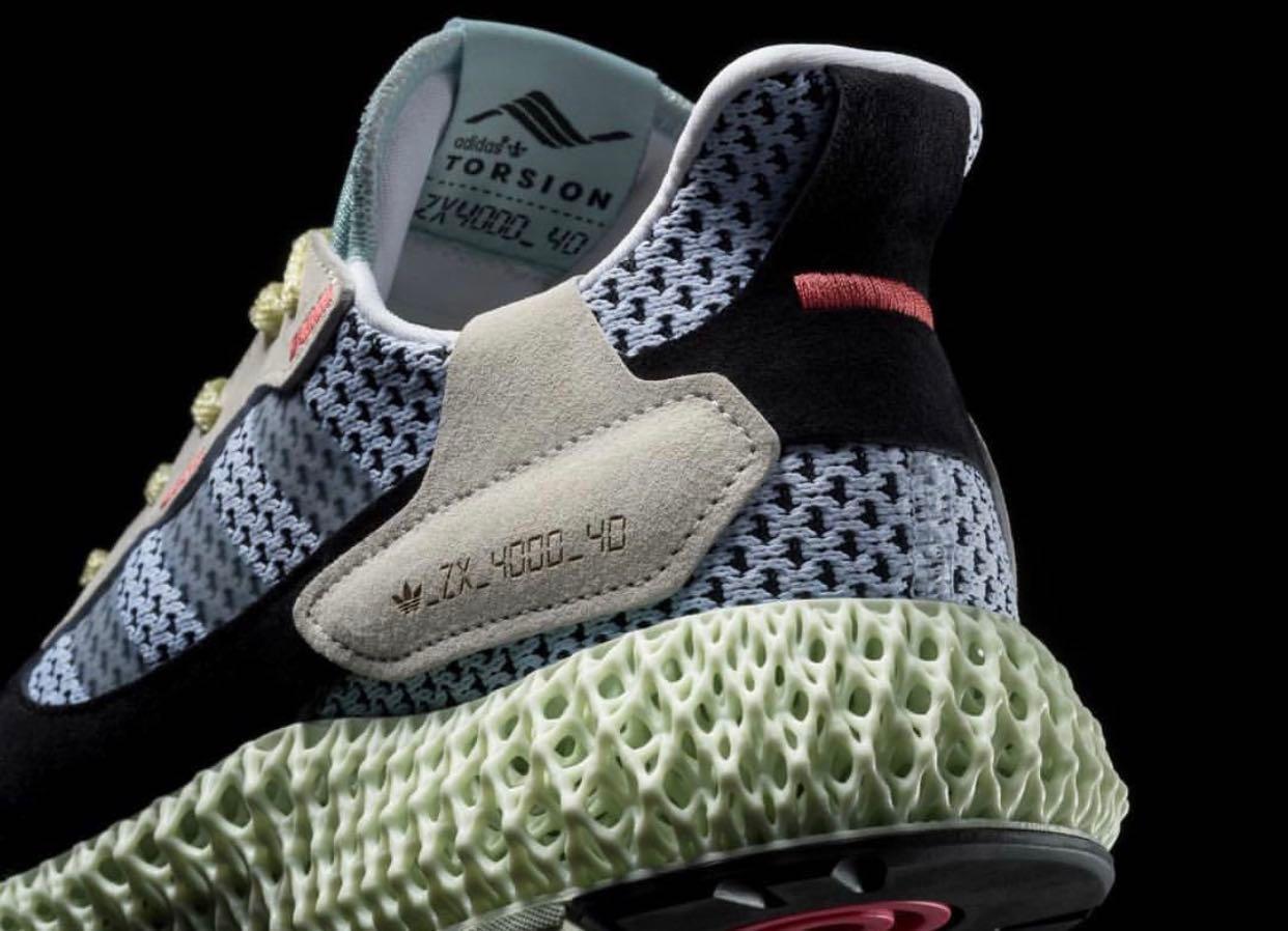 990fe6ea closed)9th feb drop adidas zx 4000 4d, Men's Fashion, Footwear ...
