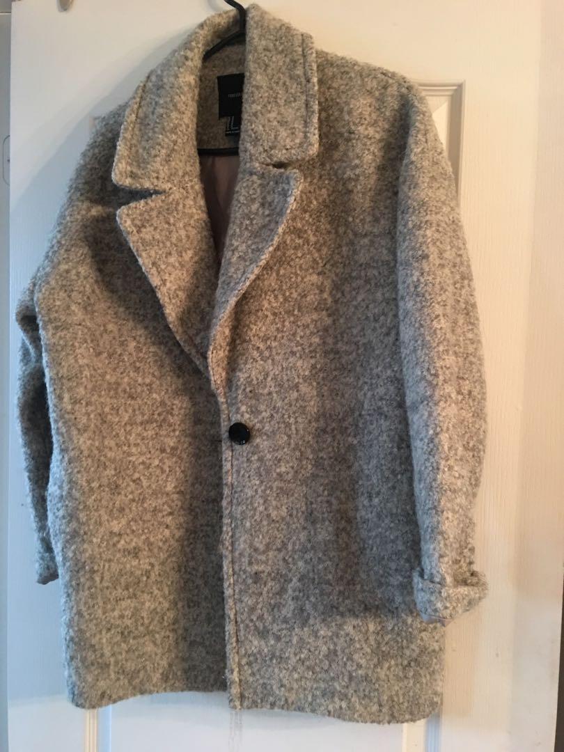FOREVER XXI - Oversized Coat