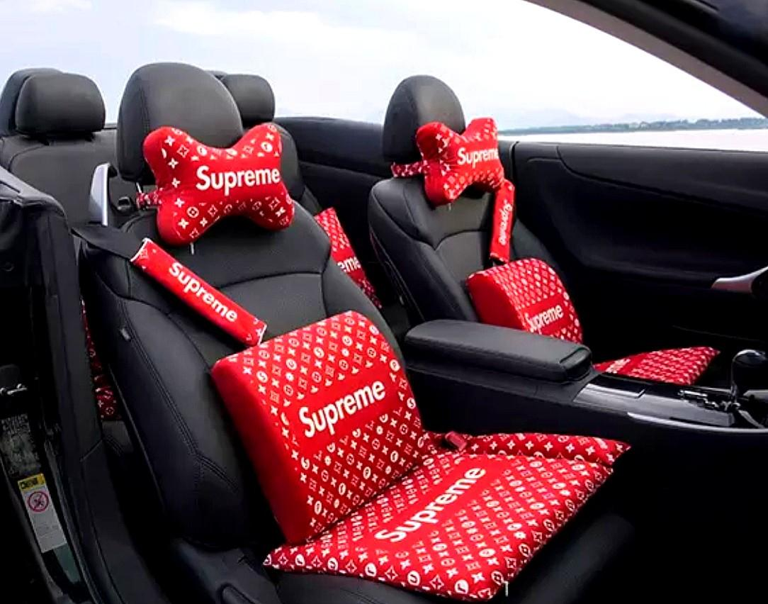 Full Set Supreme Lv Car Accessories Car Accessories Accessories On