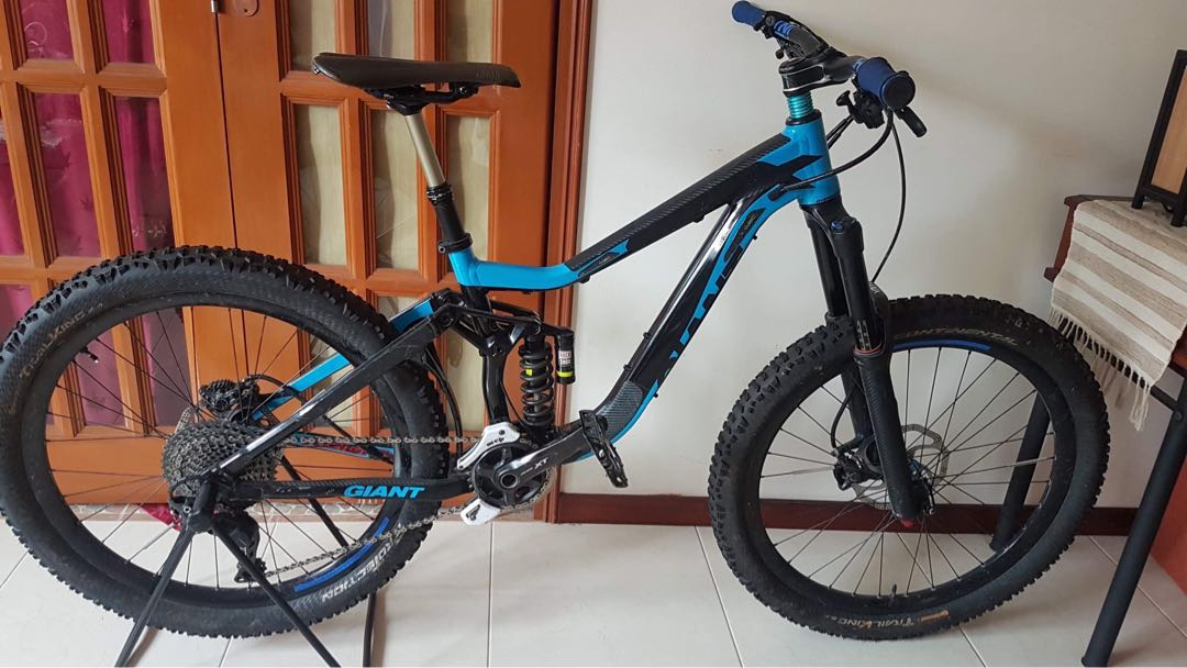 992b2abbb8f Giant Trance 2, Bicycles & PMDs, Bicycles, Mountain Bikes on Carousell