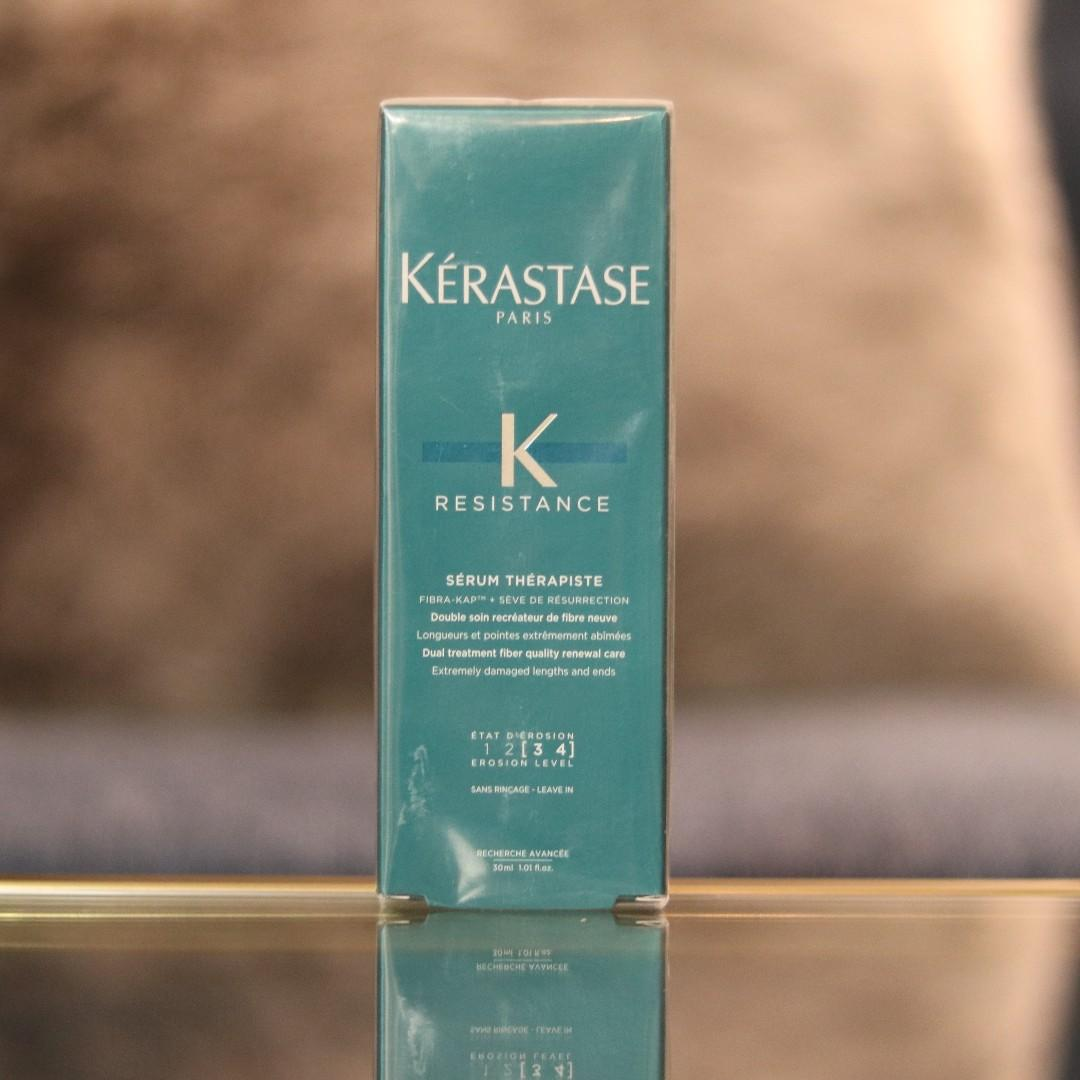 Kerastase Resistance Serum Therapiste Hair Treatment 1 fl oz