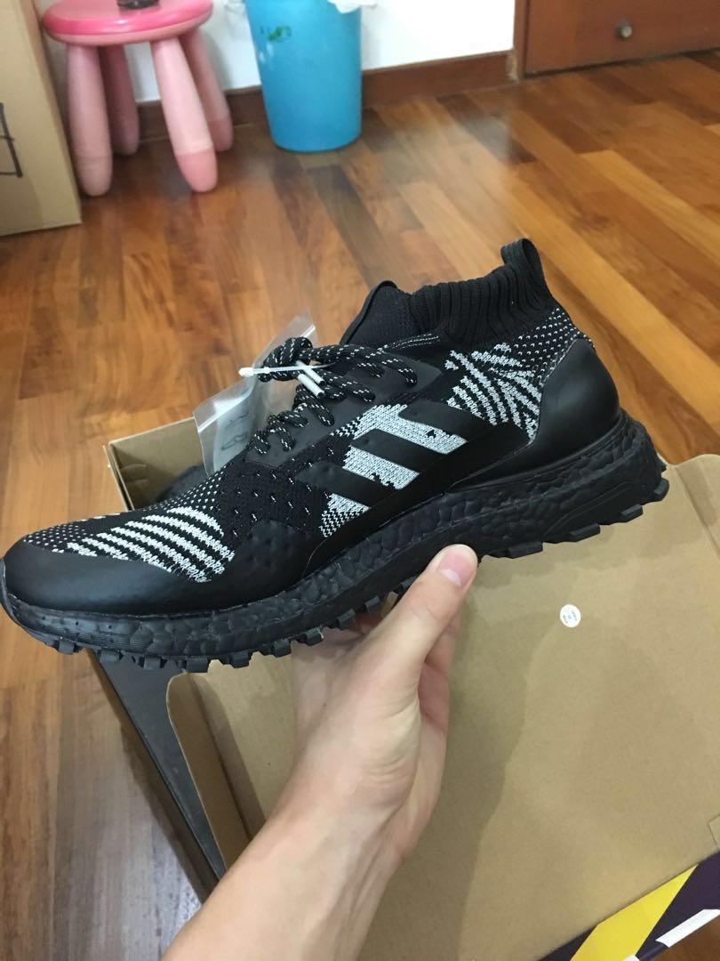 6b29b813 Kith x Adidas Ultraboost Mid, Men's Fashion, Footwear, Sneakers on ...