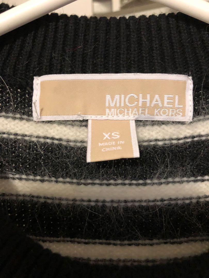 Michael Kors angora sweater very soft