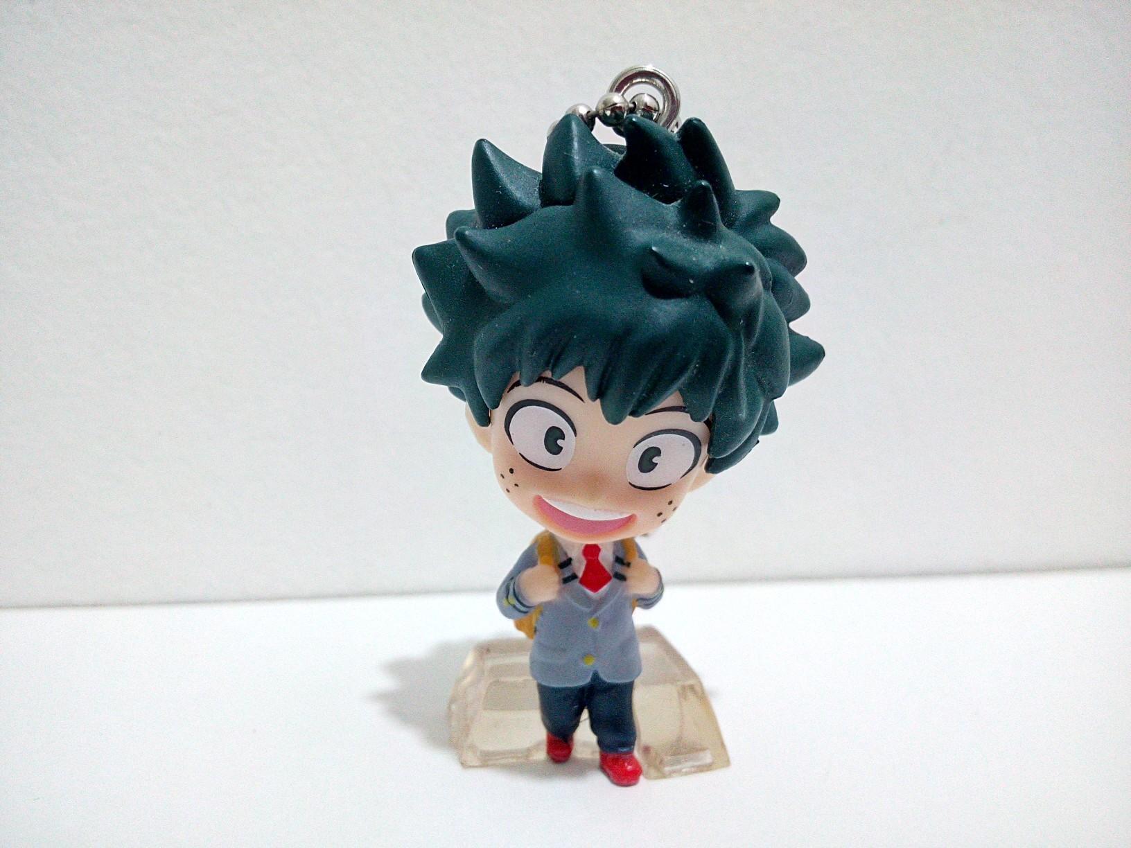 Midoriya Izuku figurine keychain Deku Boku no Hero Academia My Hero Academia Official