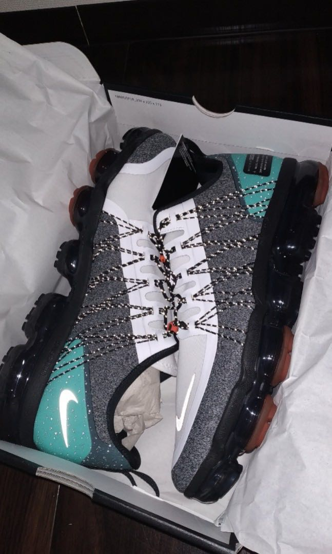 67726b3af7 Nike air vapormax utility tropical mix, Men's Fashion, Footwear, Sneakers  on Carousell