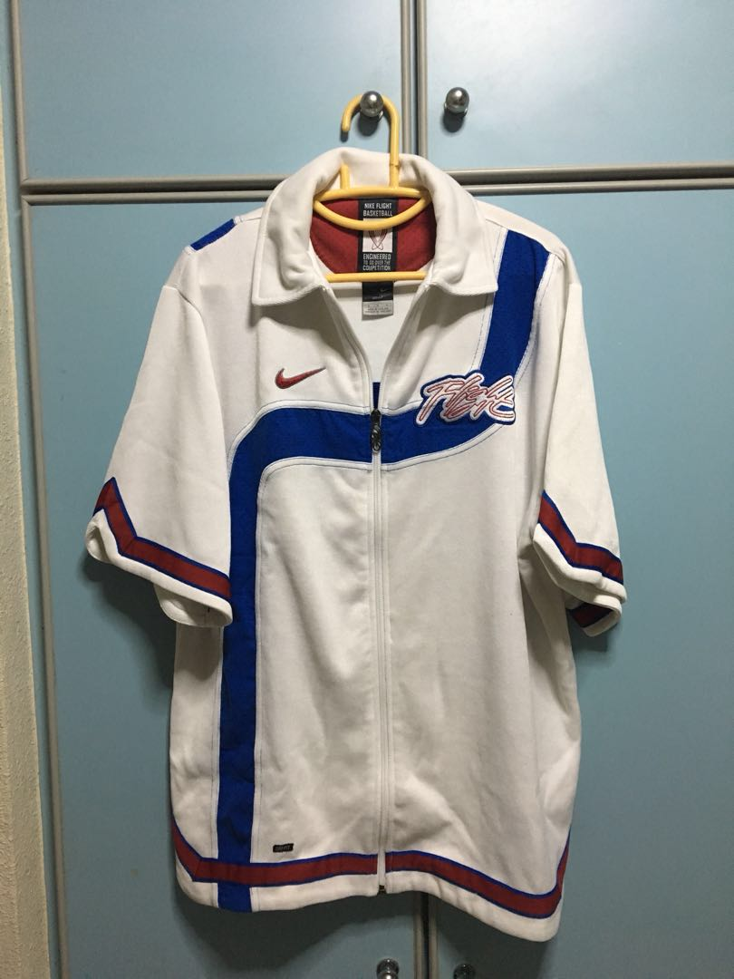 e6c3380b7de0 Nike Flight Basketball shooting shirt