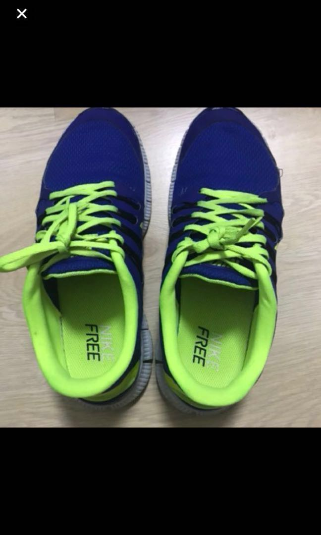 buy online 04a36 8a480 Nike Free 5.0+ Men's Running Shoes 578859-470