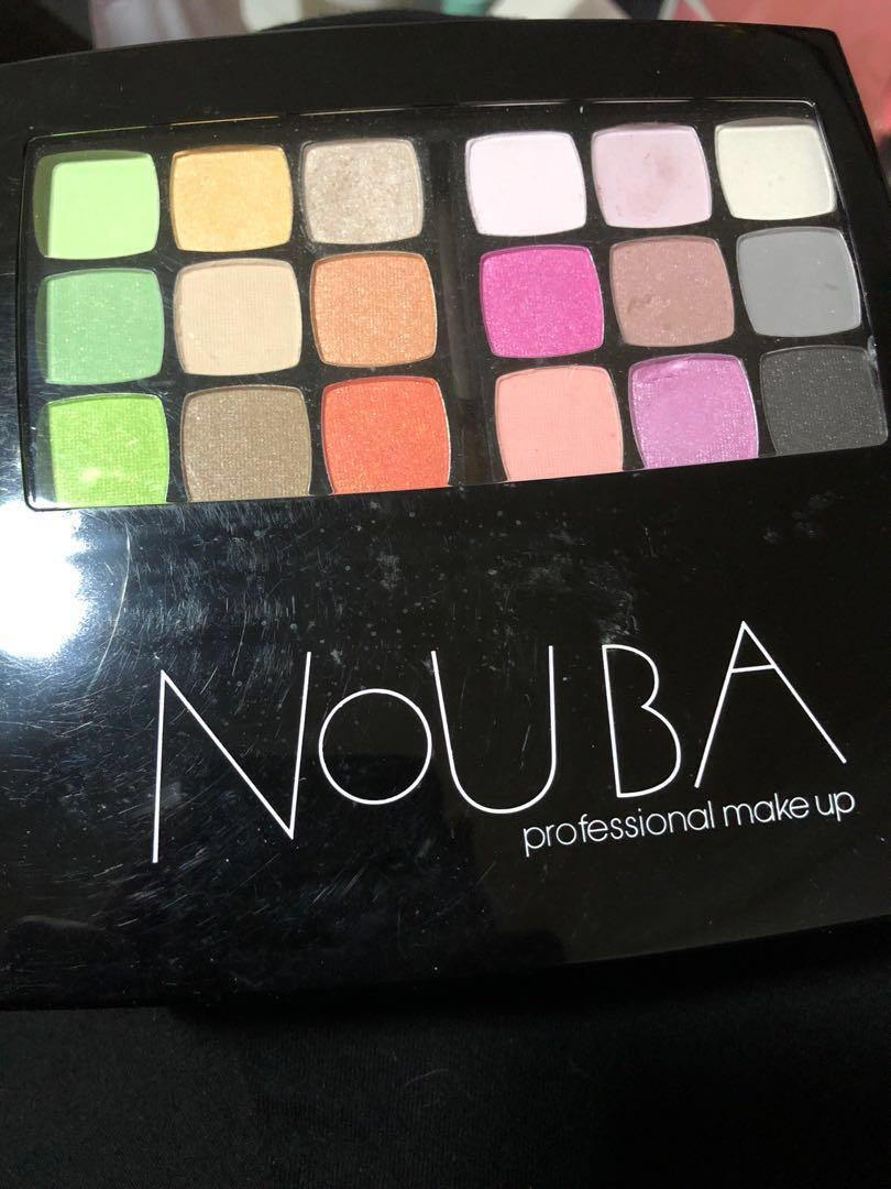 Nouba Pro Makeup Palette Going At 25