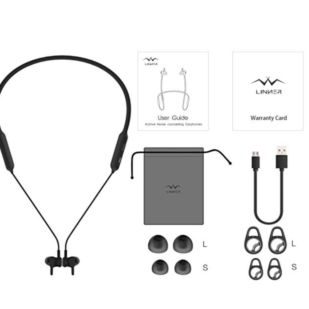 b7e44293a1c P14 LINNER Wireless Noise Cancelling earbuds Bluetooth, Best Earbuds ...