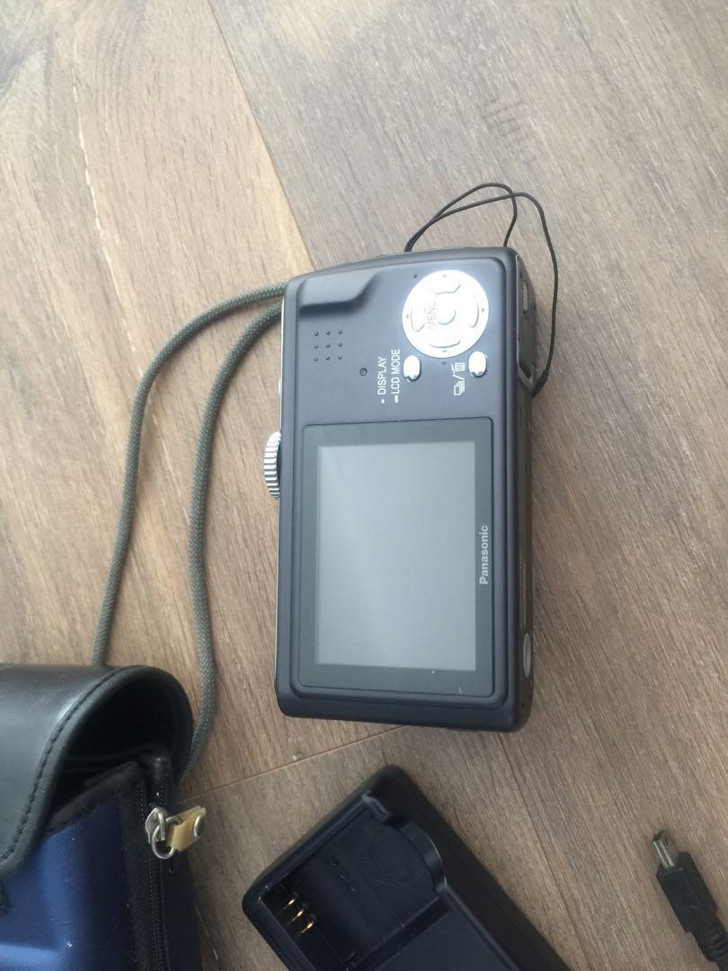 Panasonic digital camera DMC-TZ1