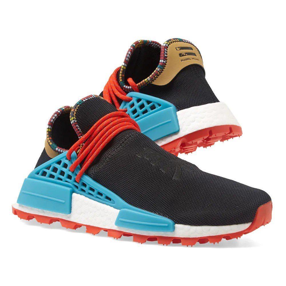 a1bd10643 Pharrel Williams X Adidas NMD HU Inspiration Pack