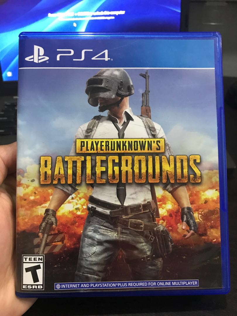 pubg for ps4 online