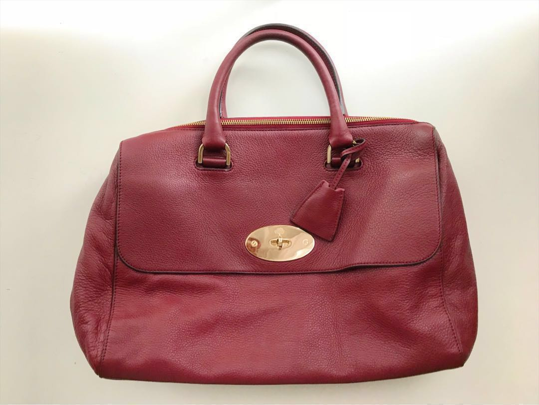 a005748ac4 price reduced  💯% authentic Mulberry del ray Handbag