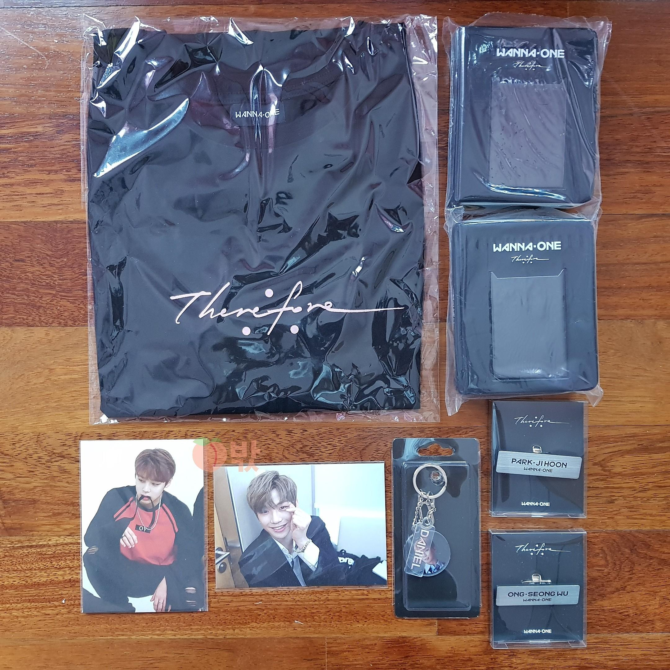 [Ready Stock] Wanna One Therefore Official Goods