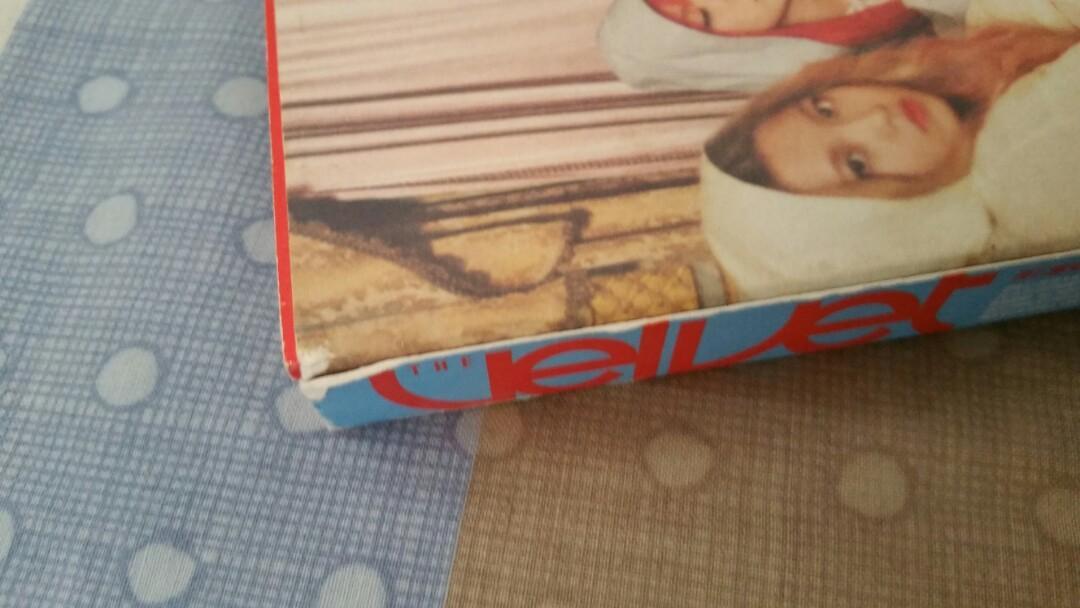 red velvet the velvet album