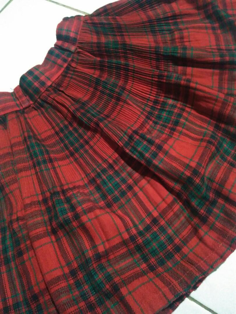 Rok Anak Perempuan/Little Girl Skirt