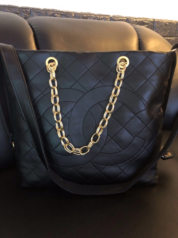5b70b3754e34 SALE NOW! CHANEL Tote Bag $50! , Women's Fashion, Bags & Wallets ...