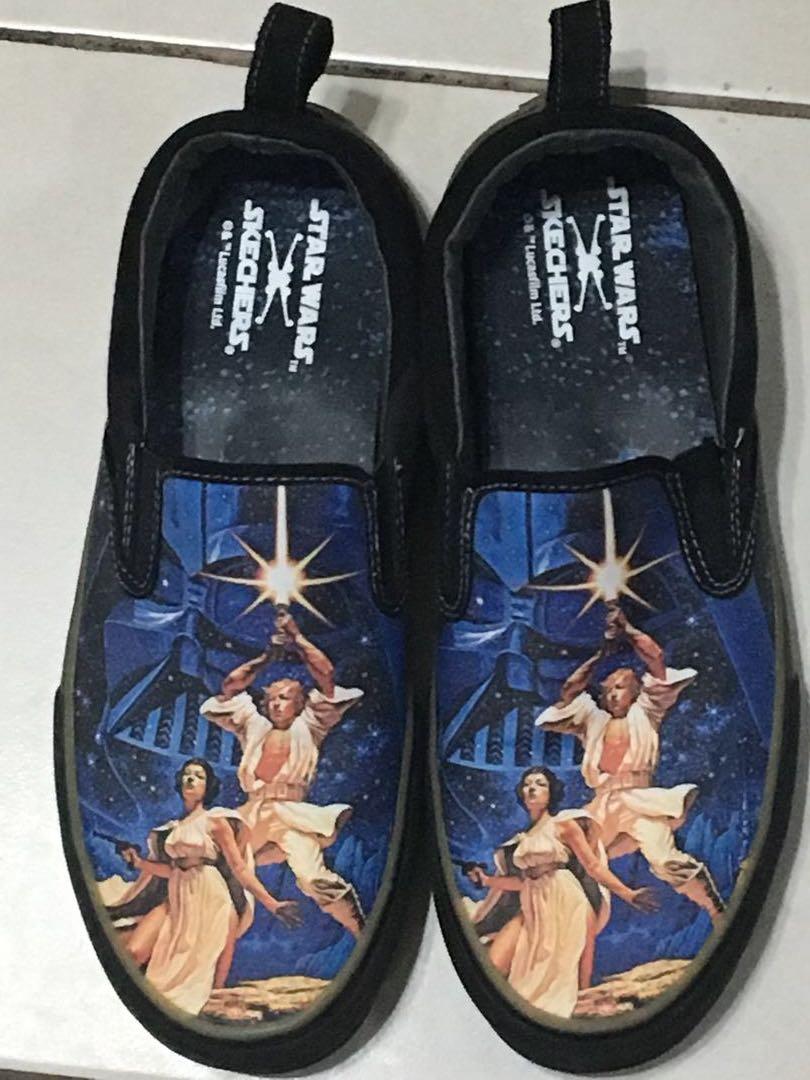 Skechers Star Wars US M7  W9 1357b4004