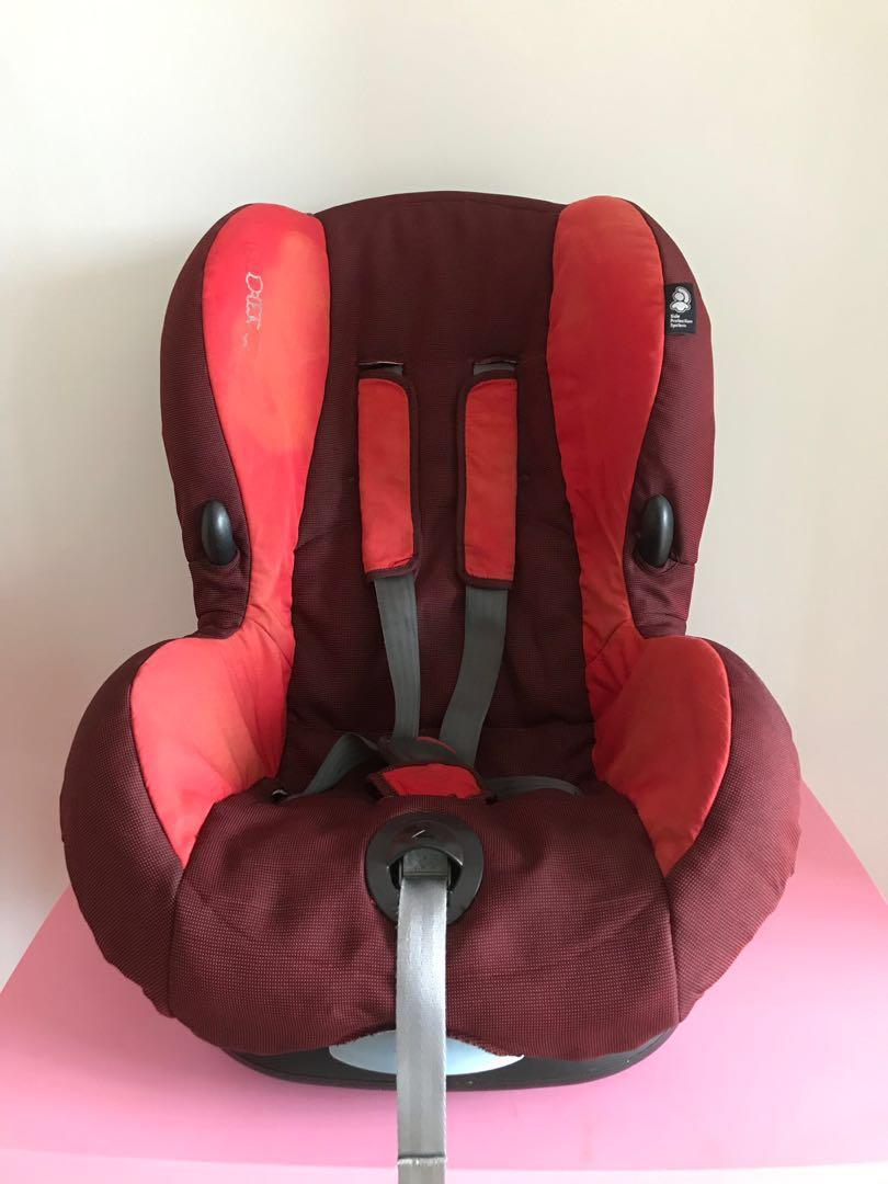 Used Maxi Cosi Car Seat, Babies & Kids, Strollers,