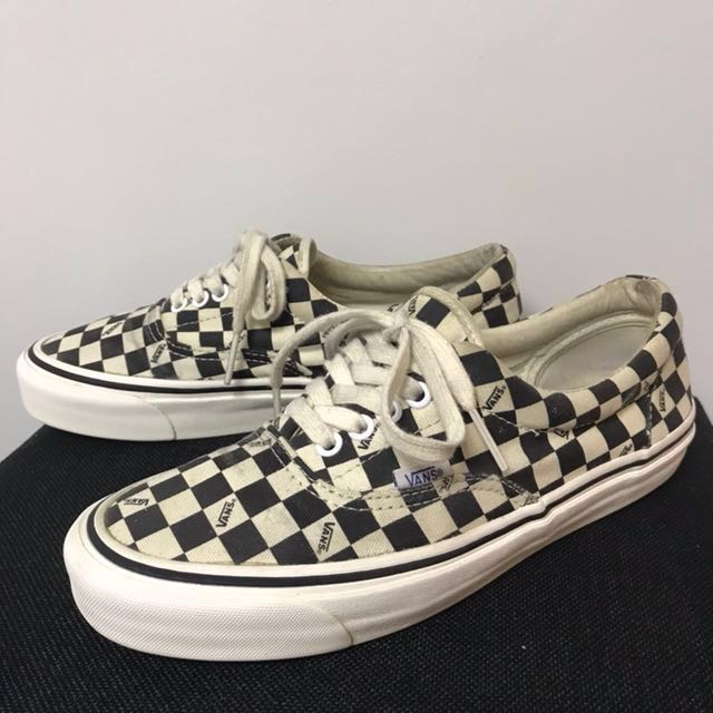 be765ac27c Vans Vault OG Era LX Checkerboard