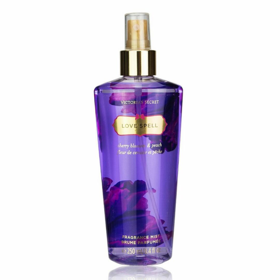 c18cd3d6810 VICTORIA S SECRET VS Love Spell Fragrance Mist 250ml