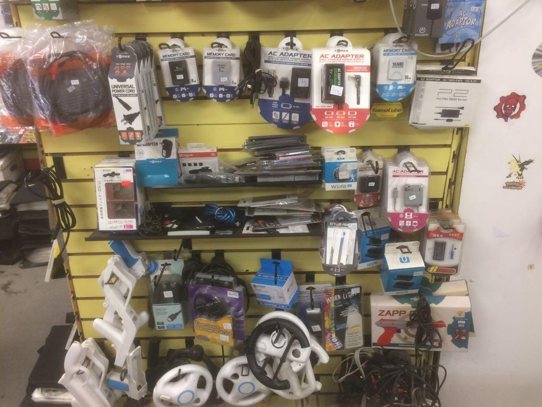 Video Game Accessories Assorted Prices starting from $10