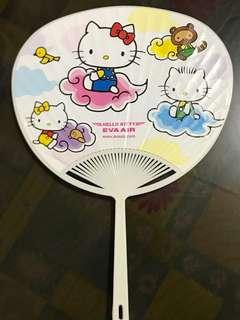 長榮航空 Hello Kitty 扇 BR EVA AIR