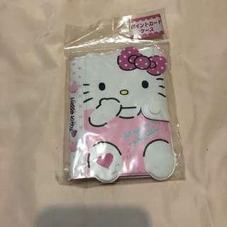 正版Hello Kitty卡片夾