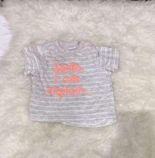 Cotton on baby shirt