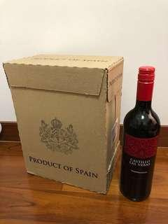 Castillo Las Veras 紅酒