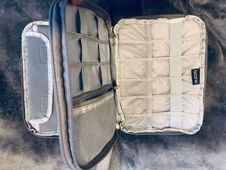 Travel Organizer for Cables and Gadgets