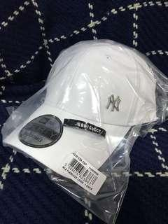 New Era NY metal logo cap 帽 正版正貨 Authentic