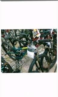 Sepeda Siskiu D7 Kredit Mudah Bunga Ringan