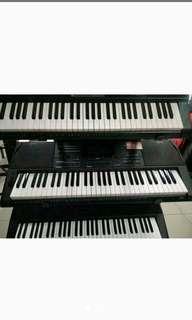 Keyboard Casio CTX 5000 Kredit Mudah Bunga Ringan