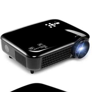 (J228) VS-627 LCD Home Theater Projector