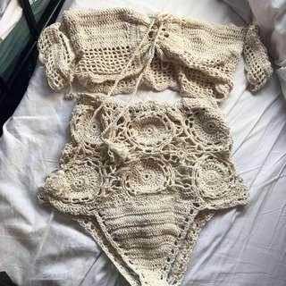Holyswimph Crochet Bikini Set (LouisaxMarianna)
