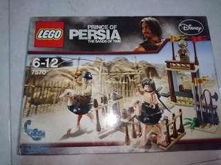 Lego Prince of Persia 7570