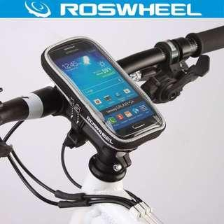 🚚 Roswheel 11363 Bicycle Phone Holder Cycling Pouch