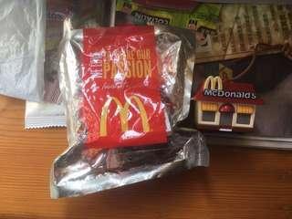 麥當勞吊飾