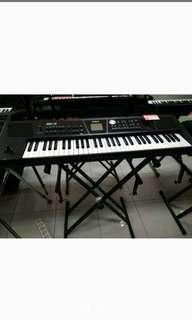 Promo Februari Keyboard Roland BK 5 Kredit Mudah Cepat