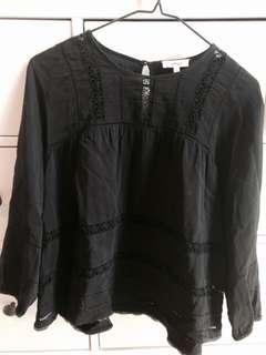 Aritzia Wilfred Blouse (Medium)