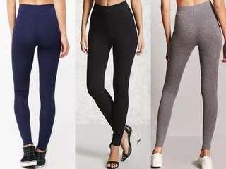 Women Leggings Black Gray