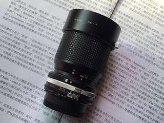 🚚 Nikon 35-105mm手動老鏡外觀8成新