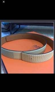 Hermes Belt without buckle
