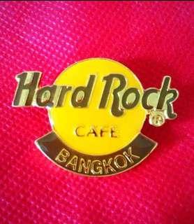 Hard Rock pin from Thailand