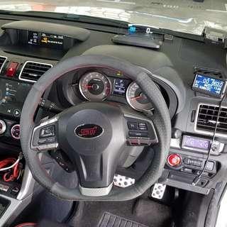 Subaru Forester EANOP HUD OBD OBD2 Gauge