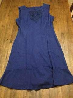 💜Plus size Esprit dress