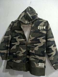 Jacket Army for boys