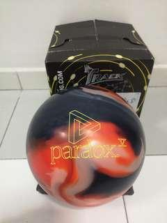 Undrilled 15lbs Track Paradox V Bowling Ball